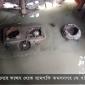 অতিমাত্রায় জলোচ্ছ্বাস : দুই সড়ক বিচ্ছিন্ন, জনচলাচলে বিঘ্ন
