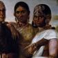তিন রানির রহস্যময় ছবি