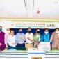ঢাকা রিপোর্টাস ইউনিটির সদস্যেদের স্বাস্থ্য সুরক্ষা সামগ্রী দেন স্বেচ্ছাসেবক লীগ